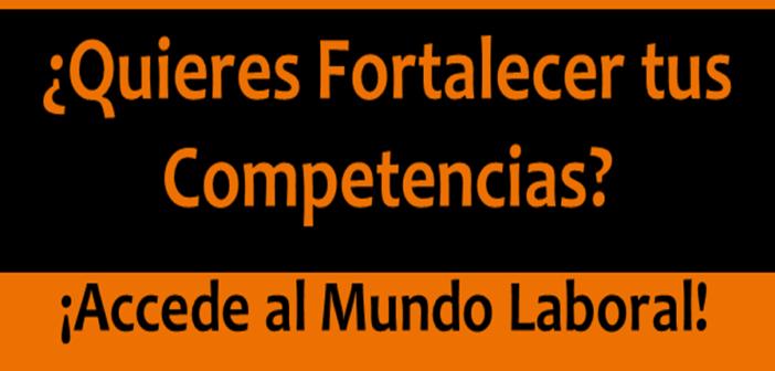 Programa Social de Capacitación: Fortalecimiento de Herramientas y Competencias Para Acceder al Mundo Laboral